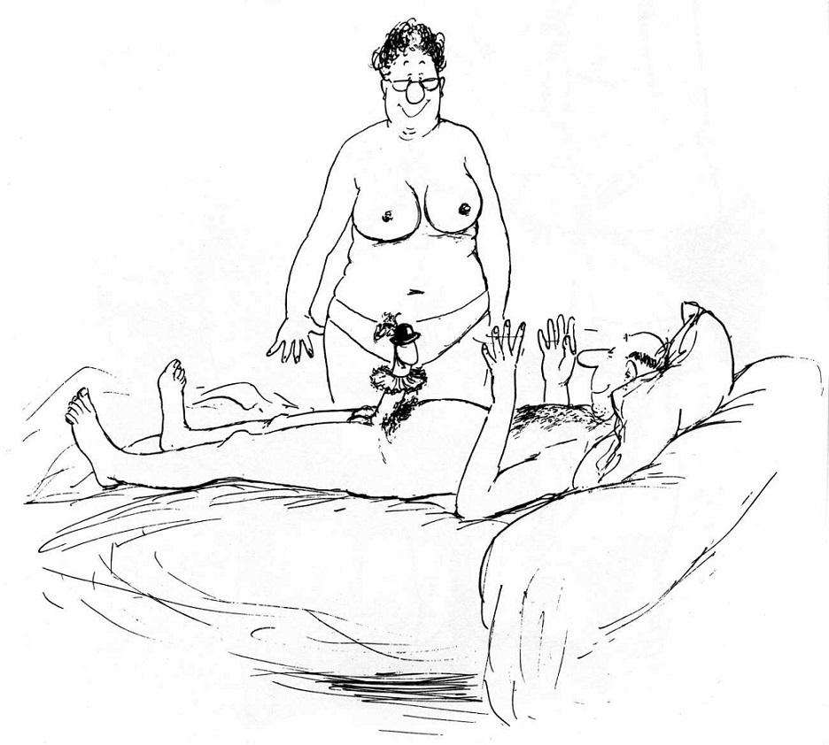 Tetsu erotic cartoon