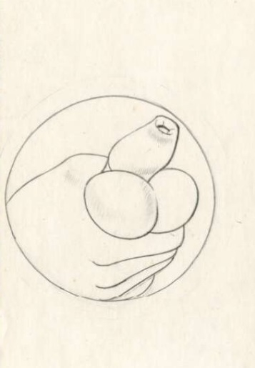 The Bird by Eric Gill