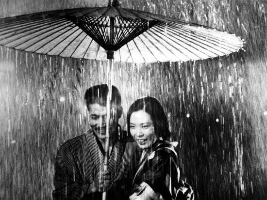 The couple in the rain (In the Realm of the Senses