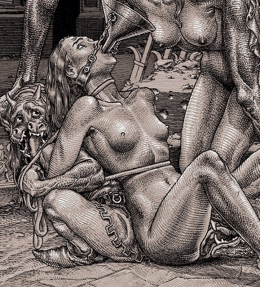 the feast Kerb Crawler