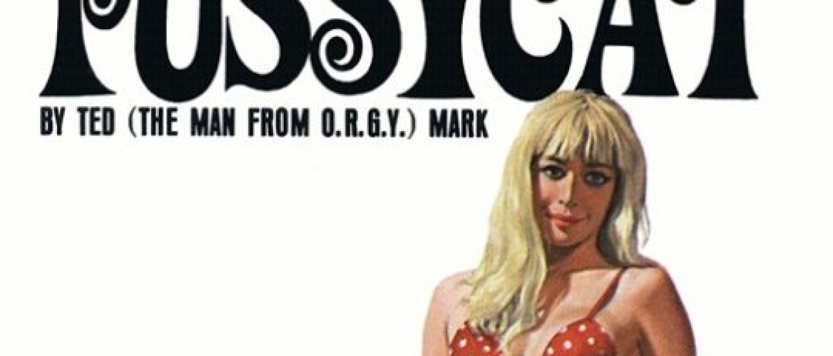So Bad It's Good: Top 26 Covers of Erotic Fiction By Stanley Borack, Part One
