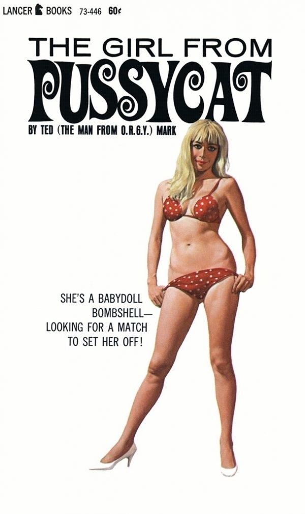 The Girl From 'Pussycat' By Ted Mark