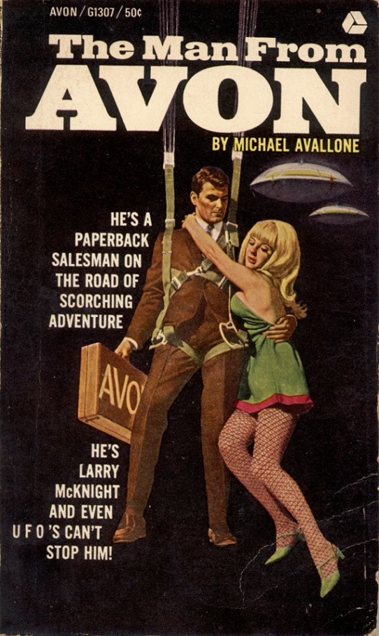 The Man From Avon By Michael Avallone