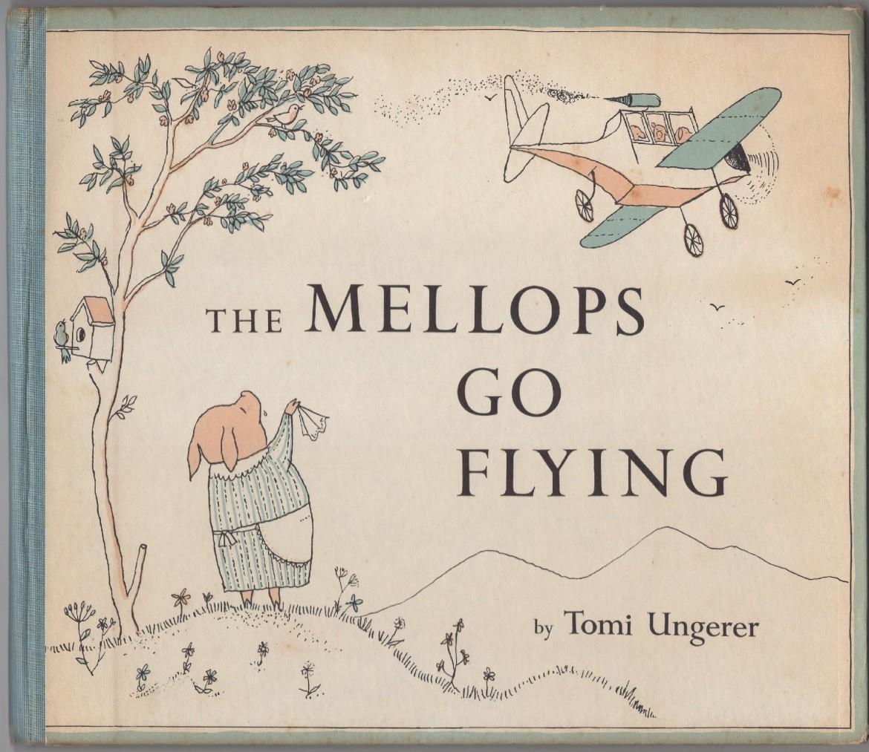 the mellops go flying