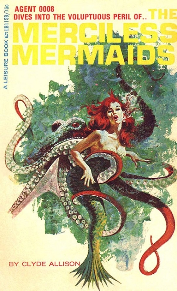 the mercless mermaids adult book