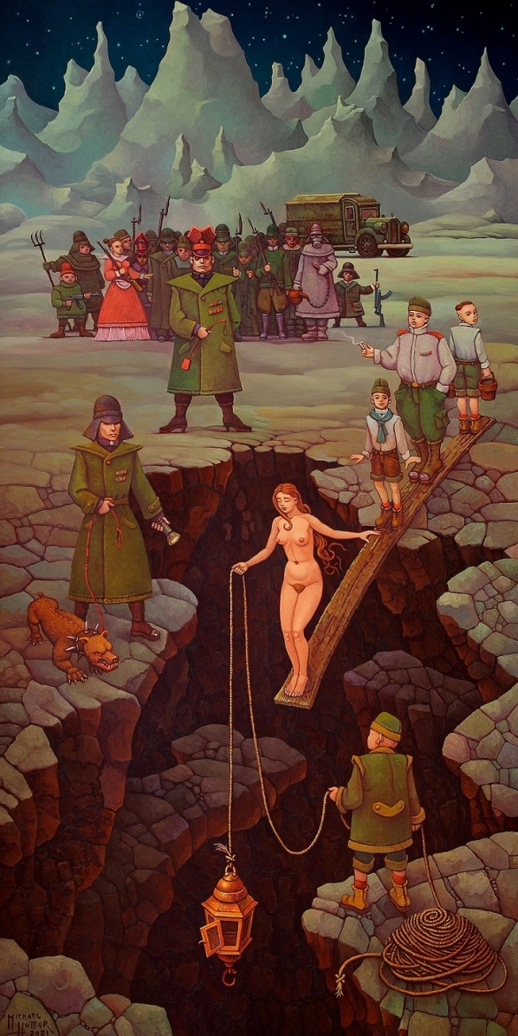 the pit Michael Hutter