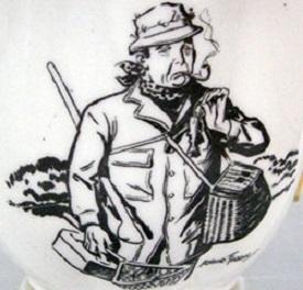 The Royal Albert China, Fisherman