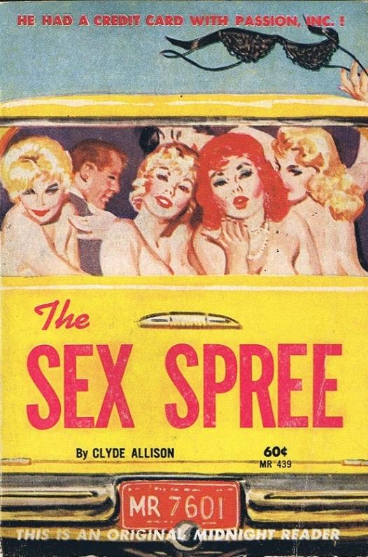 The Sex Spree Pulp