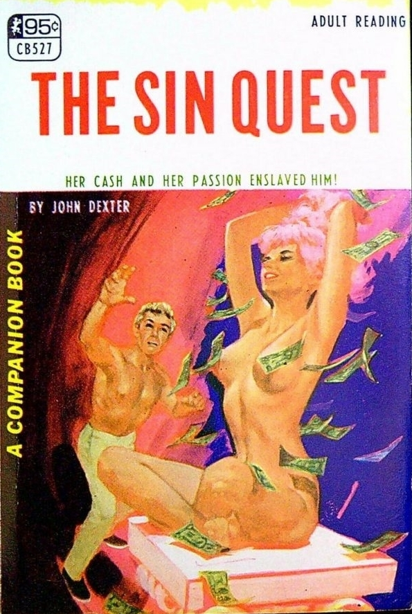 the sin quest pulp