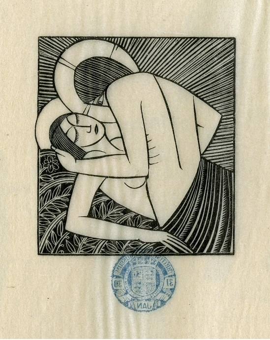 the song of songs art by eric gill