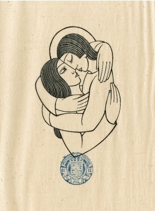 the song of the soul by eric gill