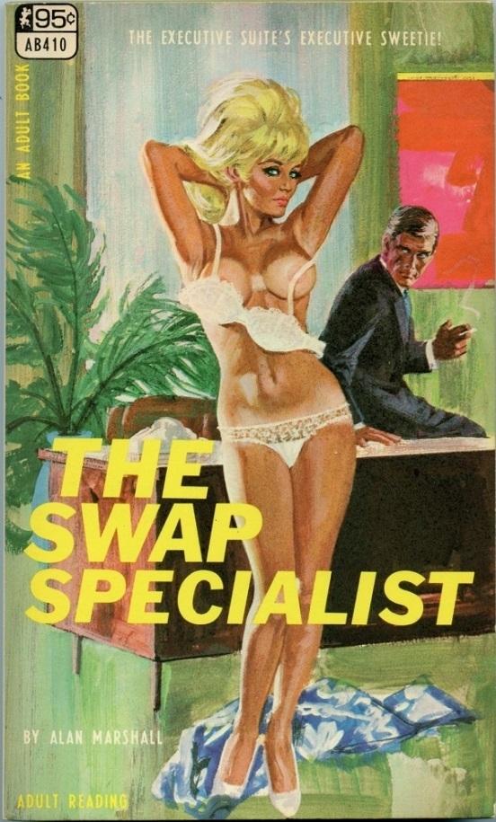 the swap specialist pulp book