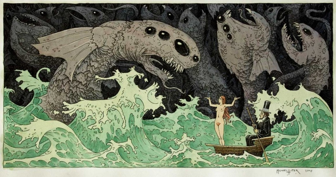 the taming of the leviathan