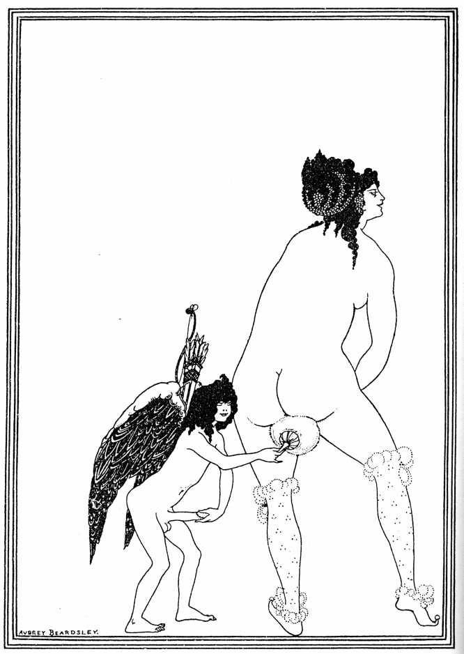 The Toilet of Lampito, Lysistrata