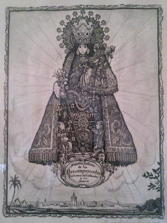 The Virgin of the Desperate andre lambert