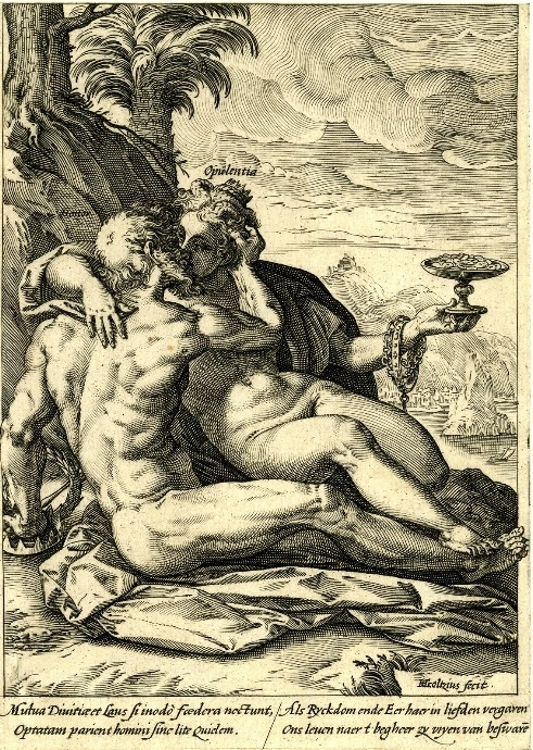 The Ways of Fortune Goltzius