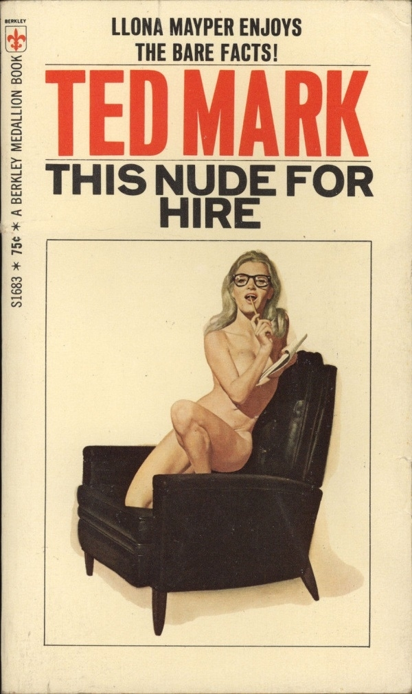 This Nude For Hire By Ted Mark
