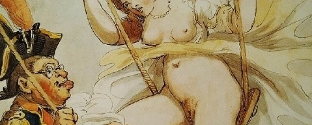 The Boisterous Erotic Drawings of the Hedonistic Thomas Rowlandson