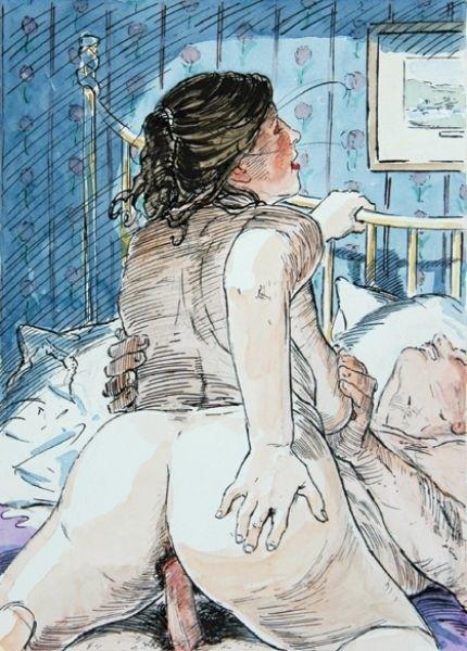 Tom Sargent Erotic