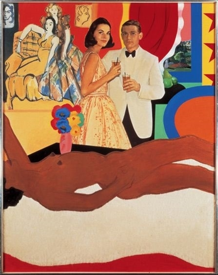 Tom Wesselmann nude art