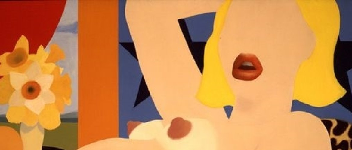 Pop Art Porn: Bedroom Paintings of the American Artist Tom Wesselmann