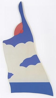 Tom Wesselmann seascape breast