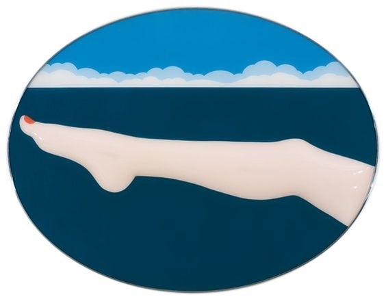 Tom Wesselmann seascape leg