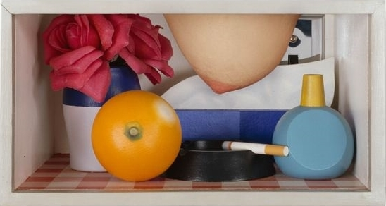 Tom Wesselmann tit box