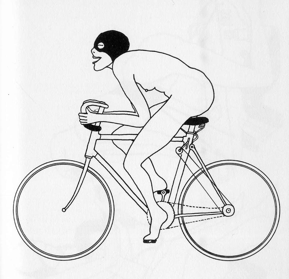 tomi ungerer erotic bicycle