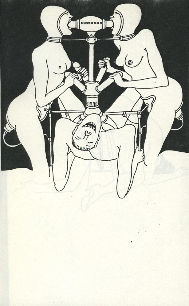 tomi ungerer erotic machine