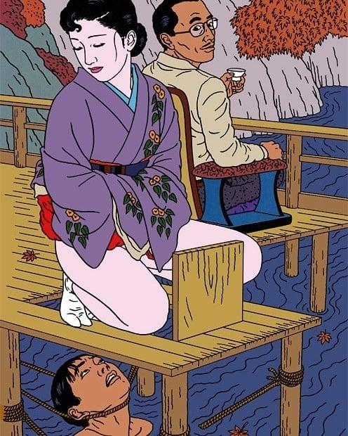 toshio saeki peeing girl