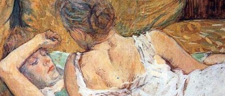 Henri de Toulouse-Lautrec, the Utamaro of Montmartre (P1)