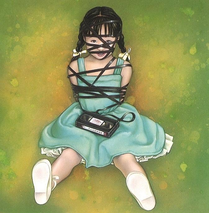 trevor brown girl tied in video tape