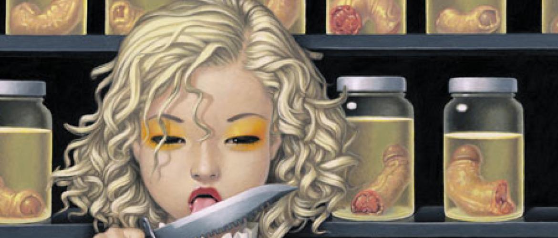39 Daring Examples of Trevor Brown's Disturbingly Cute BDSM 'Dolls'