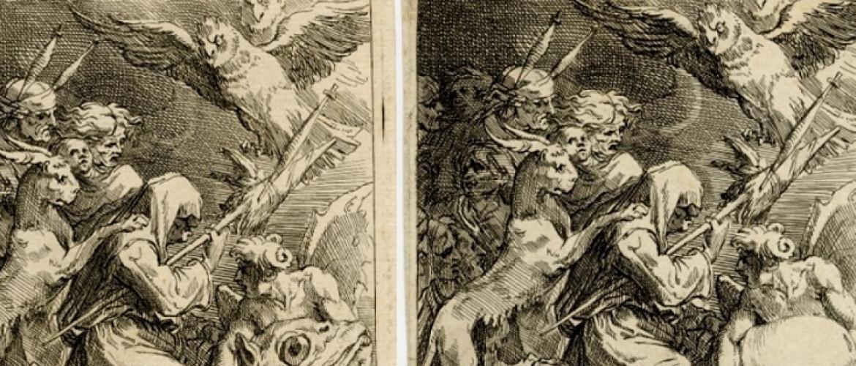 Mythological Affairs, Amorous Couples, And Nude Studies of Bernard Picart