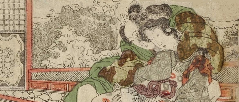 Intimacies Between Urashima Taro and the Dragon Princess Otohime