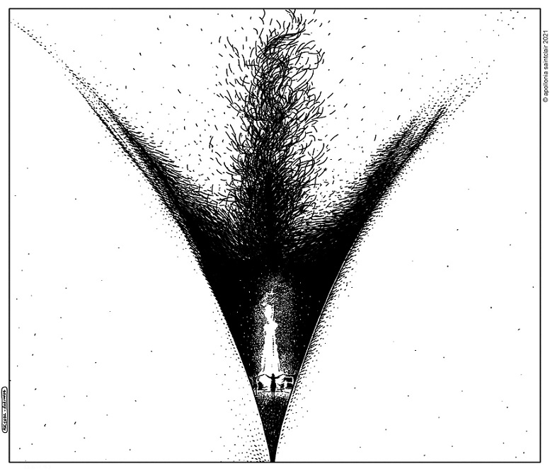 vaginascape apollonia saintclaire