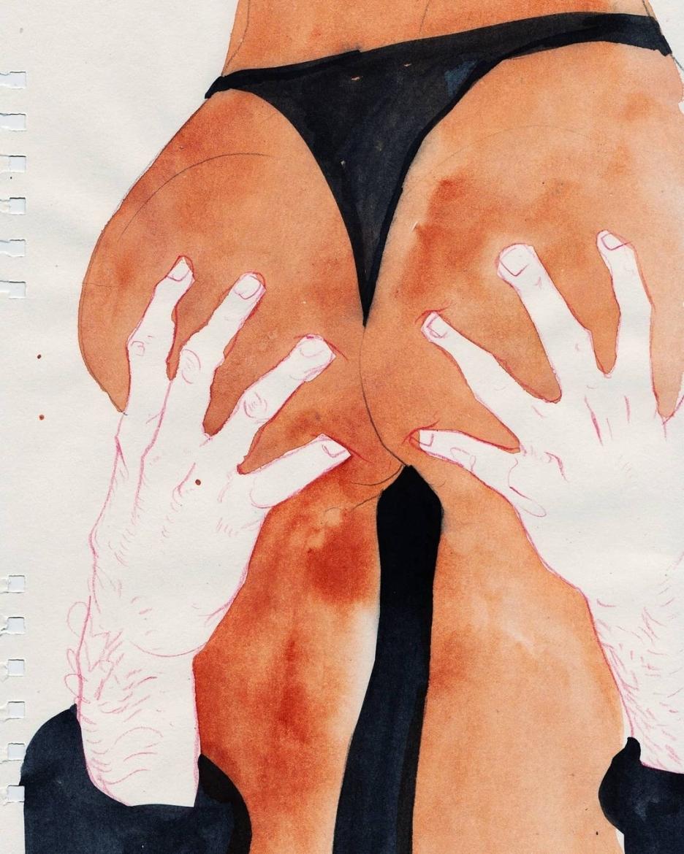 valeria ko erotic art