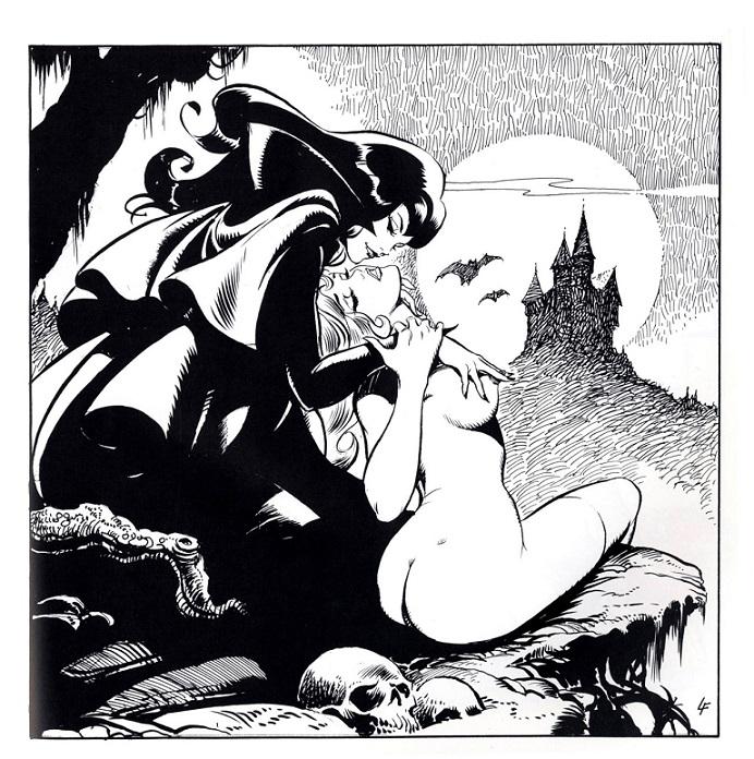 Vampire Ladies Leone Frollo