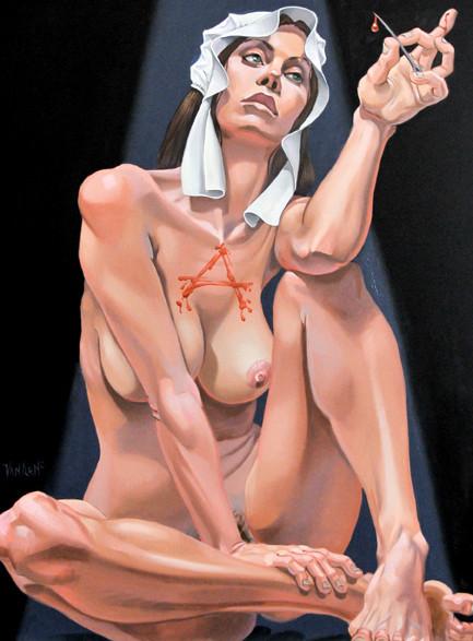 van arno nude female anarchy