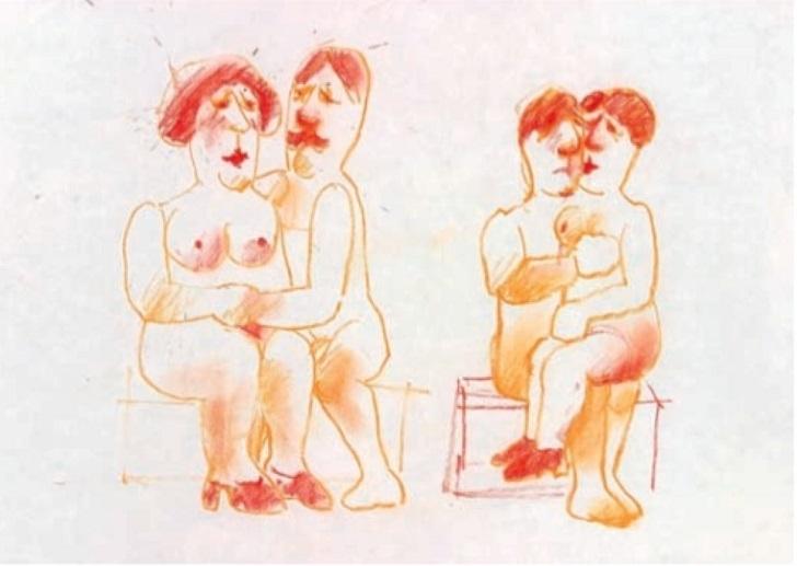 Vasko Lipovac erotic artist
