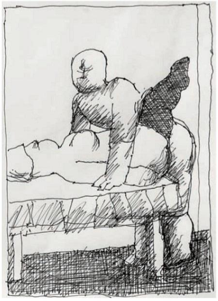 Vasko Lipovac intimacy