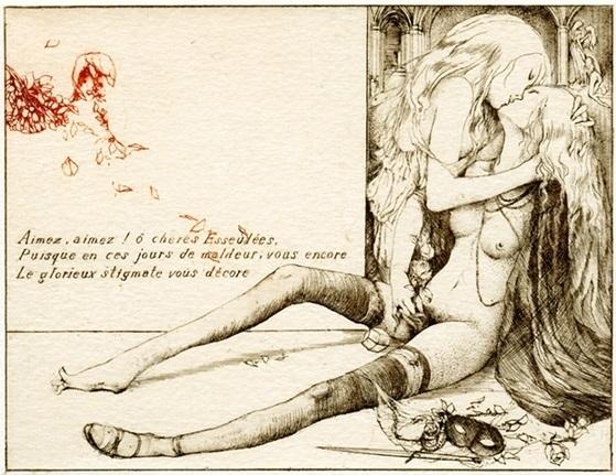 """Verlaine, """"Per amica silentia"""