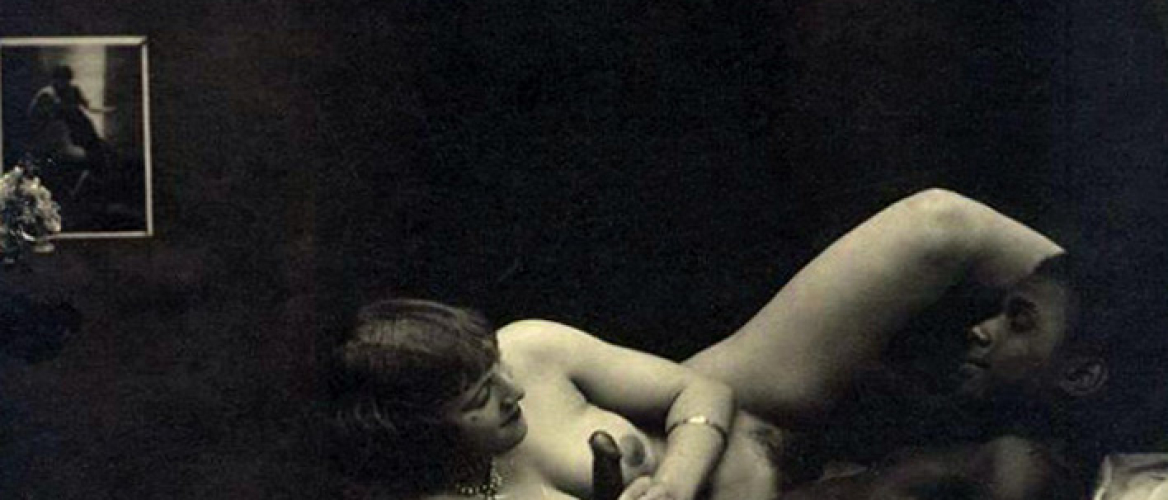 Vintage Interracial Pics Portraying the Sexual Act