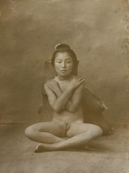 vintage Japanese erotic picture
