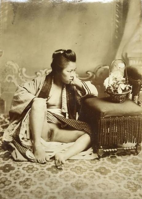 vintage shunga photograph