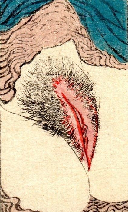 vulva close up eisen