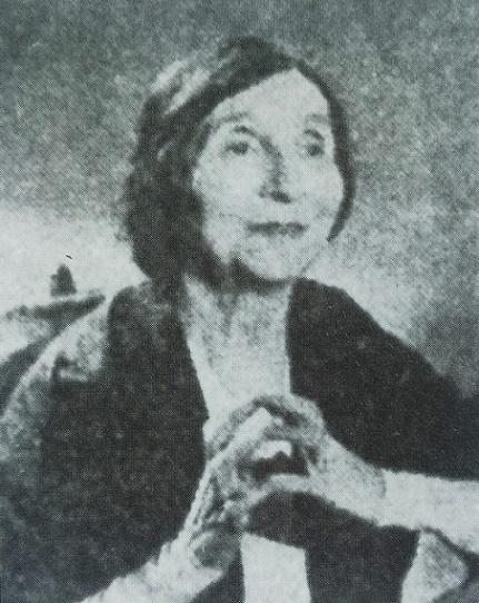 Wanda Landowska portrait photo