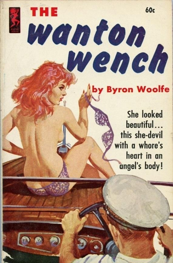 Wanton Wench pulp