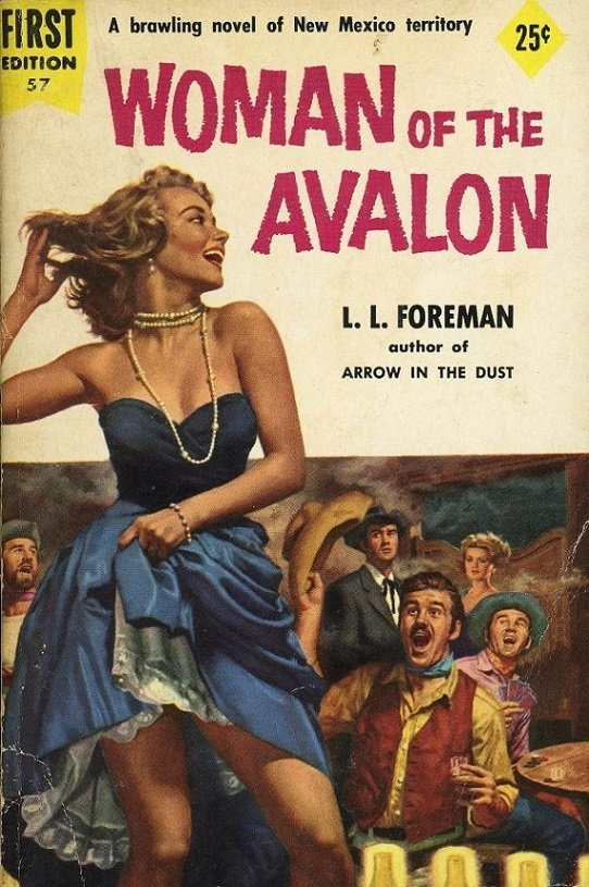 Woman of the Avalon By L. L. Foreman